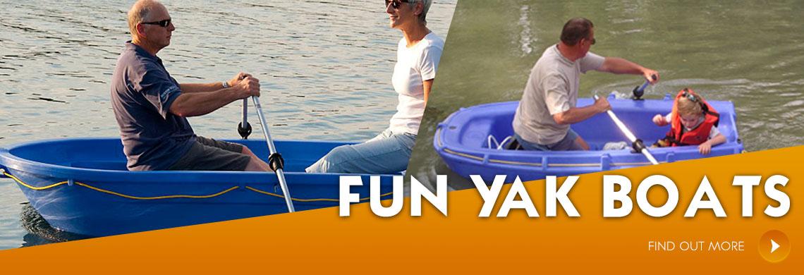 Fun Yak Boats